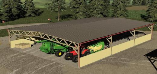 Photo of FS19 – Sheds V1