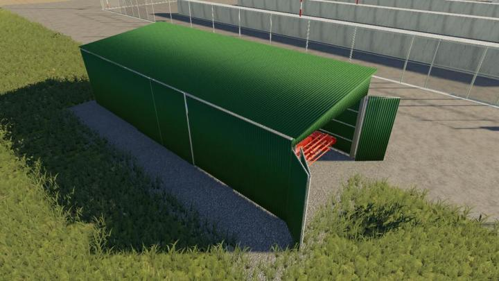 FS19 - Small Shed V1