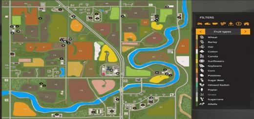 Photo of FS19 – Somewhere In Canada Map V1