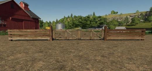 Photo of FS19 – South American Fence Pack V1