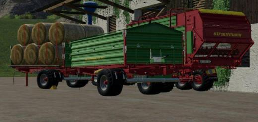 Photo of FS19 – Strautmann Pack V1