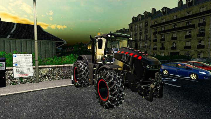 FS19 - Super Fastrac 8330 V1