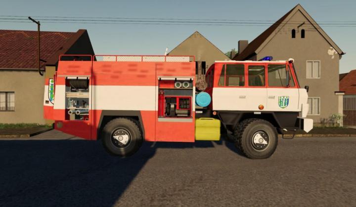 FS19 - Tatra 815 4X4 Cas 25 V1