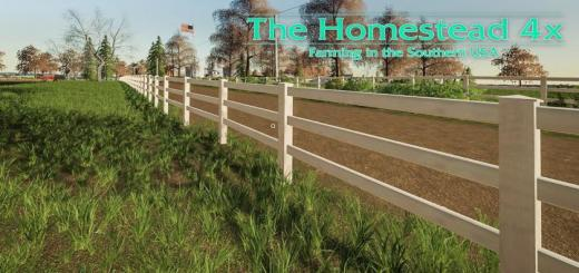 Photo of FS19 – The Homestead Map V3