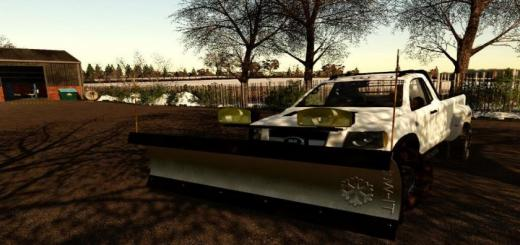Photo of FS19 – Tlx Front Plows Pack V1