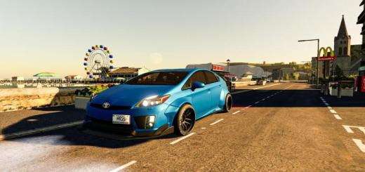 Photo of FS19 – Toyota Prius V1