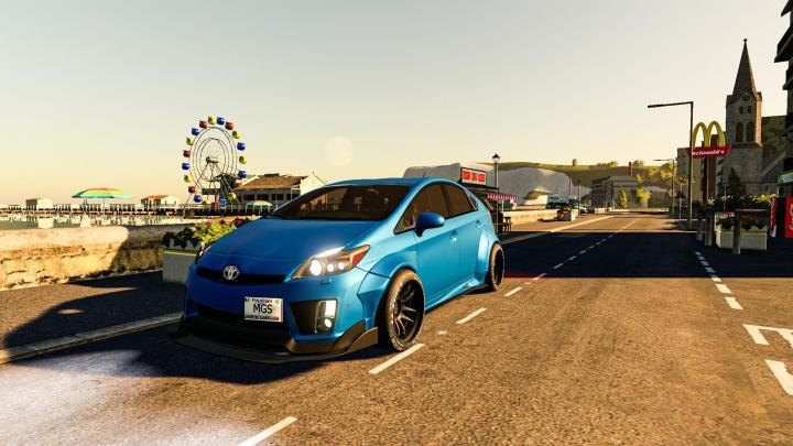 FS19 - Toyota Prius V1