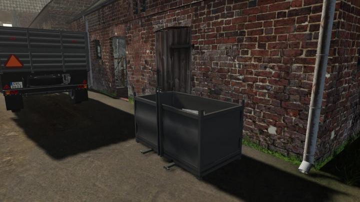 FS19 - Transport Box V1