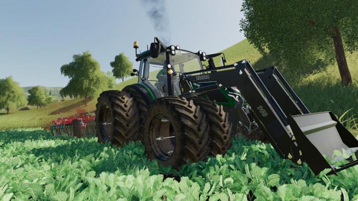 FS19 - Trelleborg Tm1060 Tires V1
