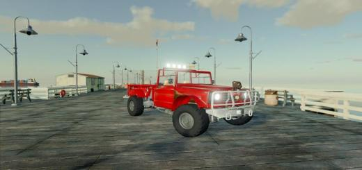 Photo of FS19 – Trevors Truck V1
