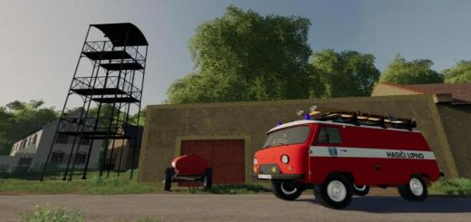 Photo of FS19 – Uaz Hasici Lipno V1