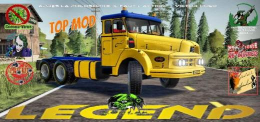Photo of FS19 – Unic Izoard 270 V8 Guintoli V2