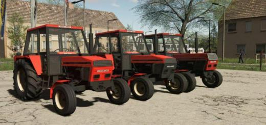 Photo of FS19 – Ursus C-362 Pack V1