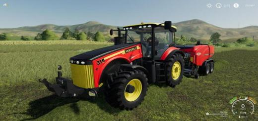 Photo of FS19 – Versatile 310 Yellow Edition V1