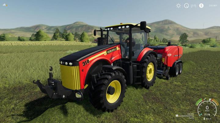 FS19 - Versatile 310 Yellow Edition V1