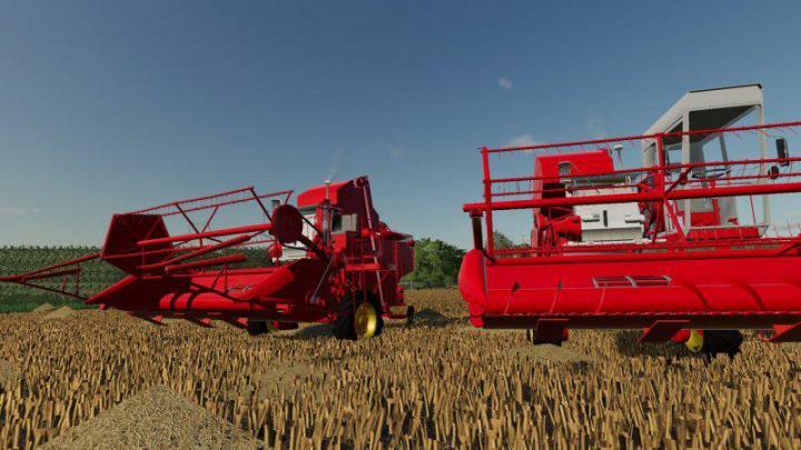 FS19 - Vistula Kzb 3 Harvester V1