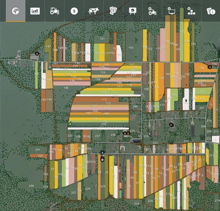 FS19 - Wola Brudnowska Map V1