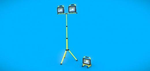Photo of FS19 – Working Lights Pack V1