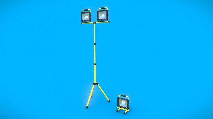 FS19 - Working Lights Pack V1