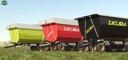 Photo of FS19 – Zaccaria Zam200/8 V1.2