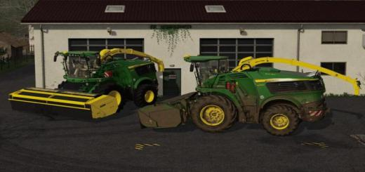 Photo of FS19 – Zurn Profi Cut 610 V1