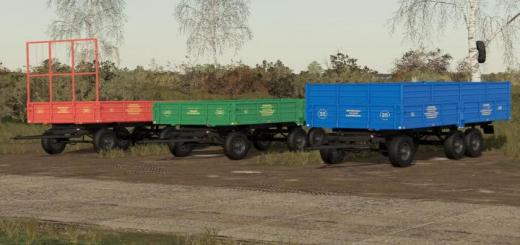 Photo of FS19 – 3Pts-6.5 Trailer V1