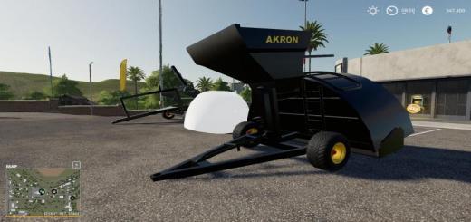 Photo of FS19 – Akron Pack V1