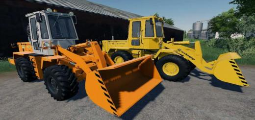 Photo of FS19 – Amcodor To-18B V1