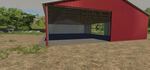 Photo of FS19 – American Shed V1