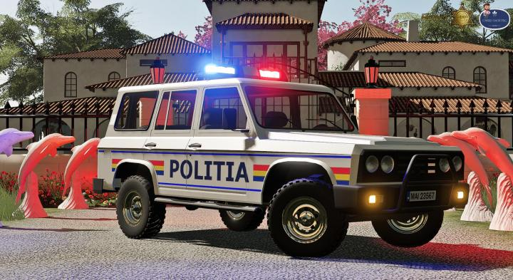 FS19 - Aro Politia V1