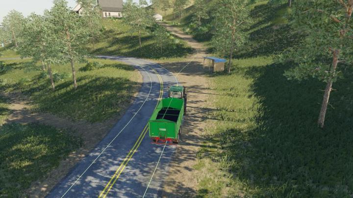 FS19 - Autodrive V1.1.0.4
