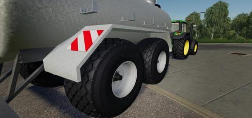 Photo of FS19 – Baloon Tires (Prefab) V1