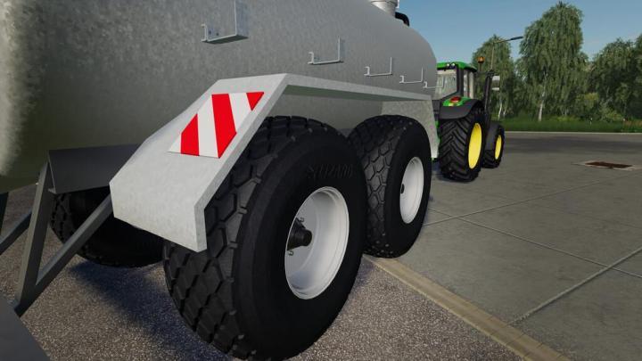 FS19 - Baloon Tires (Prefab) V1
