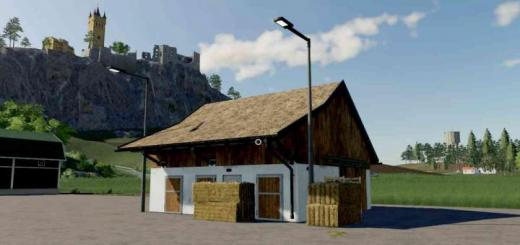 Photo of FS19 – Barn Selling Point Small V1