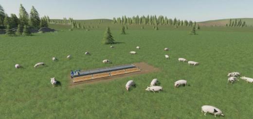 Photo of FS19 – Basic Pastures Pack V1.0.0.1