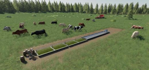 Photo of FS19 – Basic Pastures Pack V1