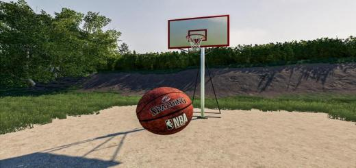 Photo of FS19 – Basket Ball Hoop V1