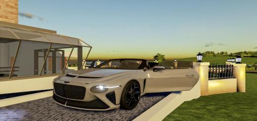 Photo of FS19 – Bentley Mulliner Bacalar 2021 V1