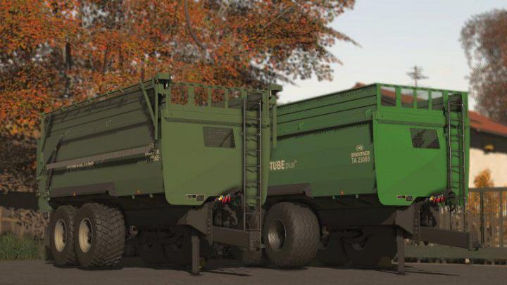FS19 - Brantner Ta 23065 Klein V1