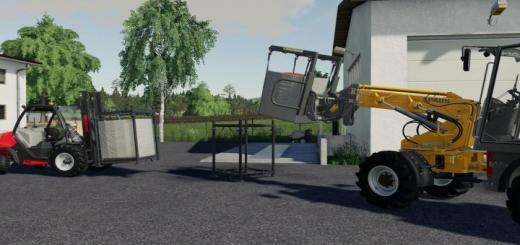 Photo of FS19 – Bressel And Lade Bigbag Package V2.2