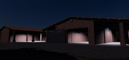 Photo of FS19 – Brick Shed Pack Italian Style V1.0.1.0