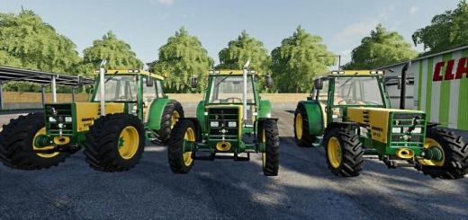 Photo of FS19 – Buehrer Serie 6 Edition V1.1