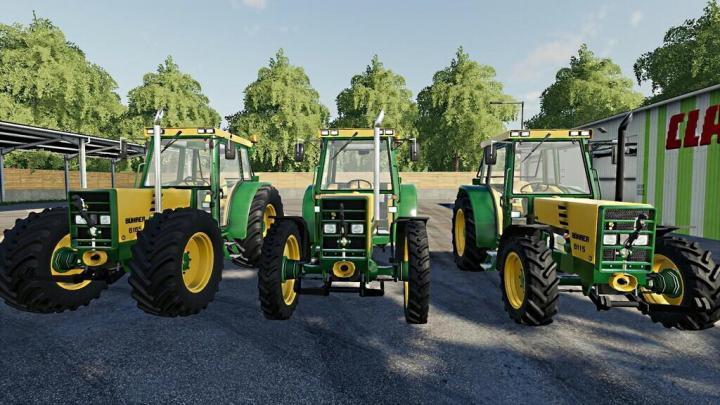 FS19 - Buehrer Serie 6 Edition V1.1