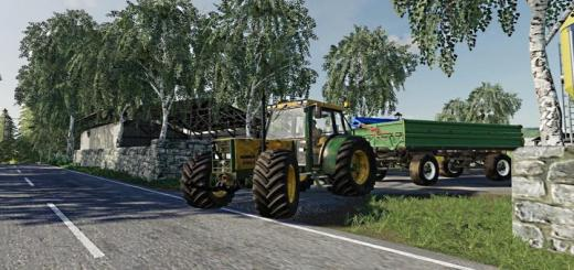 Photo of FS19 – Buehrer Serie 6 Edition V1