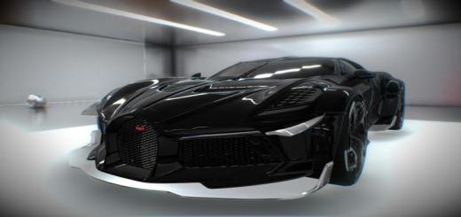 Photo of FS19 – Bugatti La Voiture Noire V1