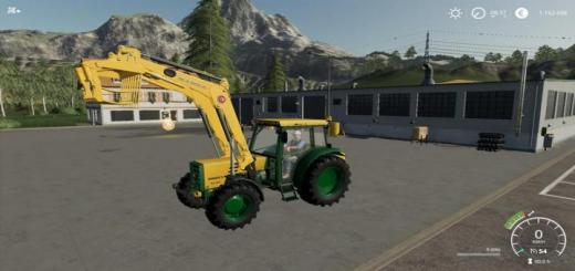 Photo of FS19 – Buhrer 6135 A V1.3