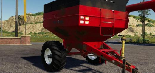 Photo of FS19 – Bulk Carrier Agricultural Trailer Ib Ar 100 V1
