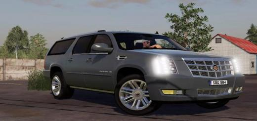 Photo of FS19 – Cadillac Escalade V1