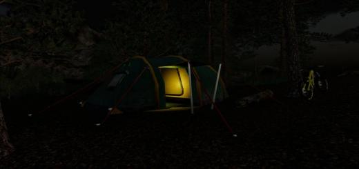 Photo of FS19 – Camping Tent V1
