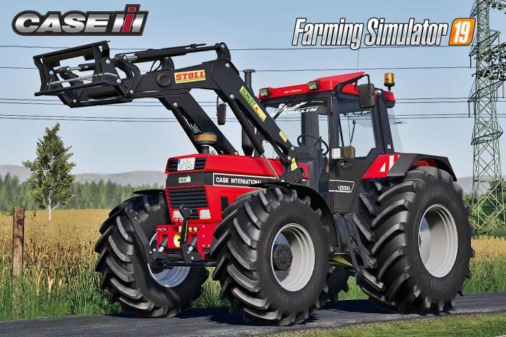 FS19 - Case Ih 1X55 Xl Serie V1